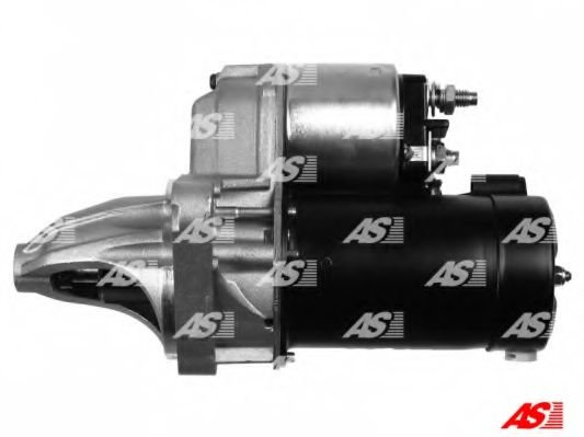 Electromotor, Demaror HONDA ACCORD Mk VII (CG, CK) (1997 - 2003) AS-PL S3063